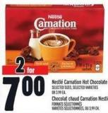 Nestlé Carnation Hot Chocolate