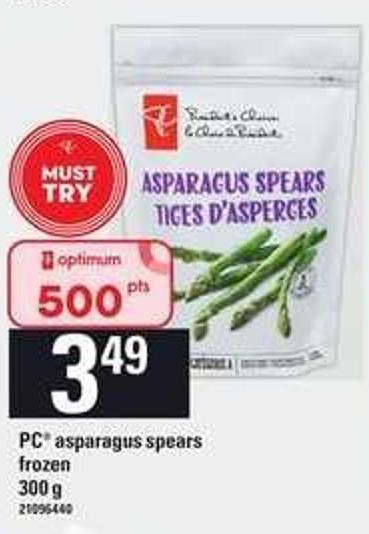 PC Asparagus Spears - 300 g