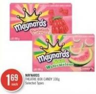 Maynards Theatre Box Candy 100g