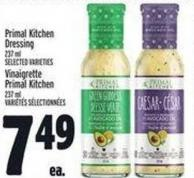Primal Kitchen Dressing 237 ml