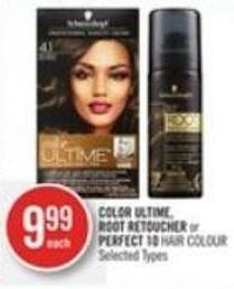 Color Ultime -  Root Retoucher or Perfect 10 Hair Colour