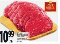 Red Grill Beef Tenderloin