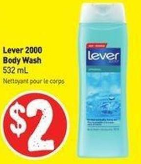 Lever 2000 Body Wash 532 mL