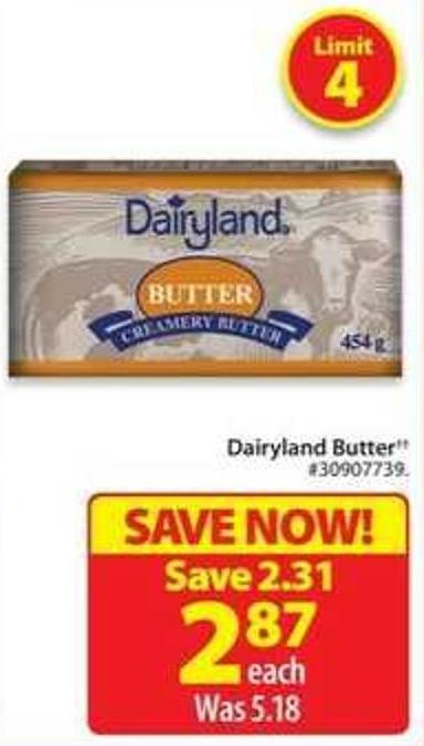 Diaryland Butter
