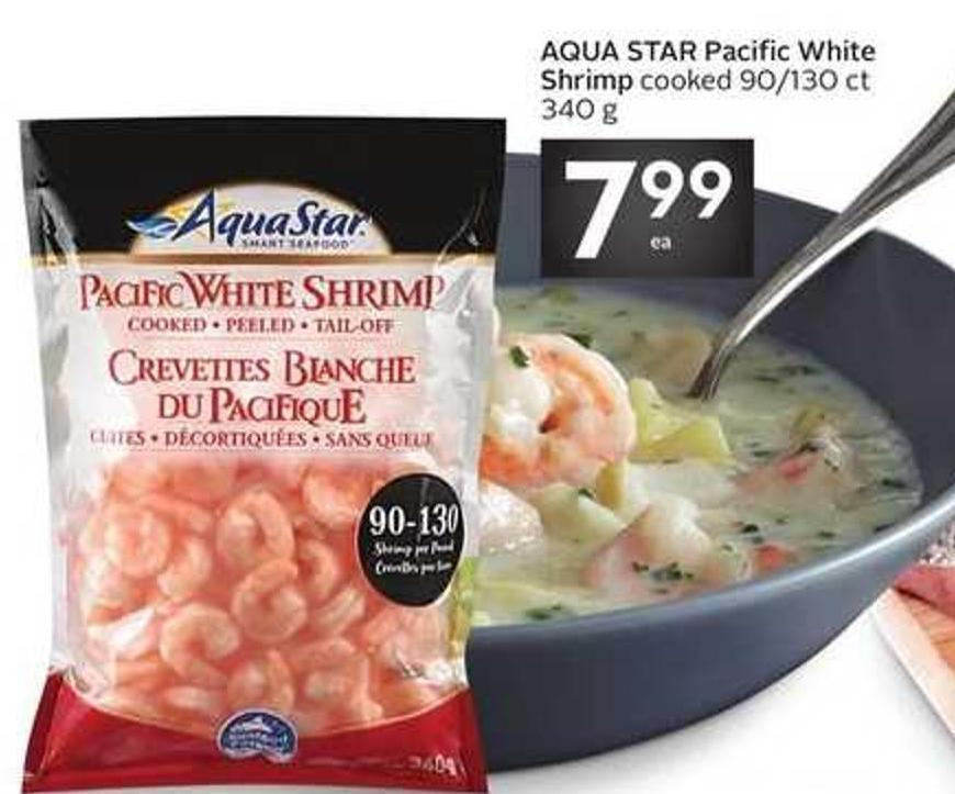 Aqua Star Pacific White Shrimp