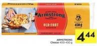 Armstrong Cheese 400-450