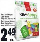 Dare Real Hoppy Jelly Beans 400 G