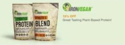 Ironvegan Products
