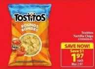 Tostitos Tortillas Chips