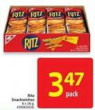Ritz Snackwiches