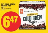 PC Cold Brew Coffee Kit - 240 g