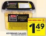 Keybrand Salads 454 g