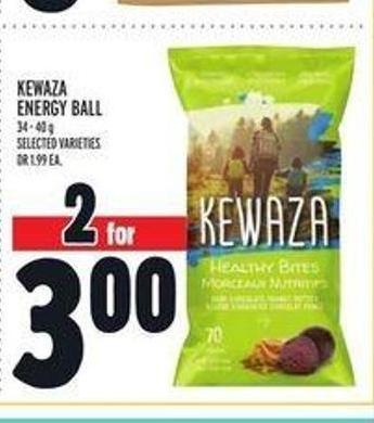 Kewaza Energy Ball