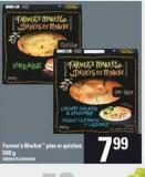 Farmer's Market  Pies Or Quiches - 500 G