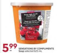 Sensations By Compliments Soup