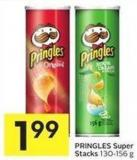 Pringles Super Stacks