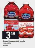 Ocean Spray Cocktail Bundle - 1.89-1.77 L