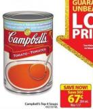 Campbell's Top 4 Soups 284 ml