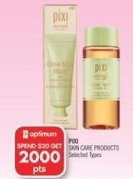 Pixi Skin Care Products