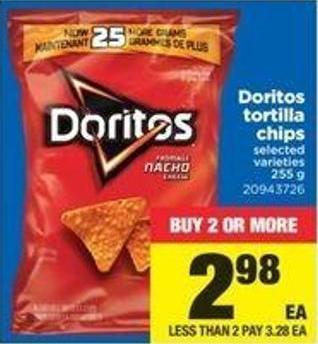Doritos Tortilla Chips - 225 G