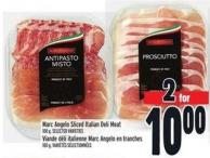 Marc Angelo Sliced Italian Deli Meat 100 g