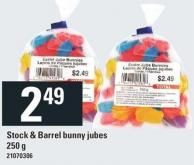 Stock & Barrel Bunny Jubes