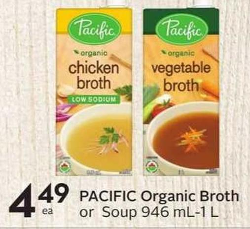 Pacific Organic Broth