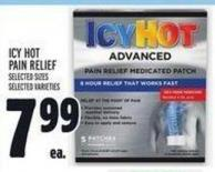 Icy Hot Pain Relief