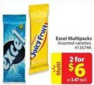 Excel Multipacks