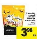 Carnaby Sweet Creamy Caramels - 700 g