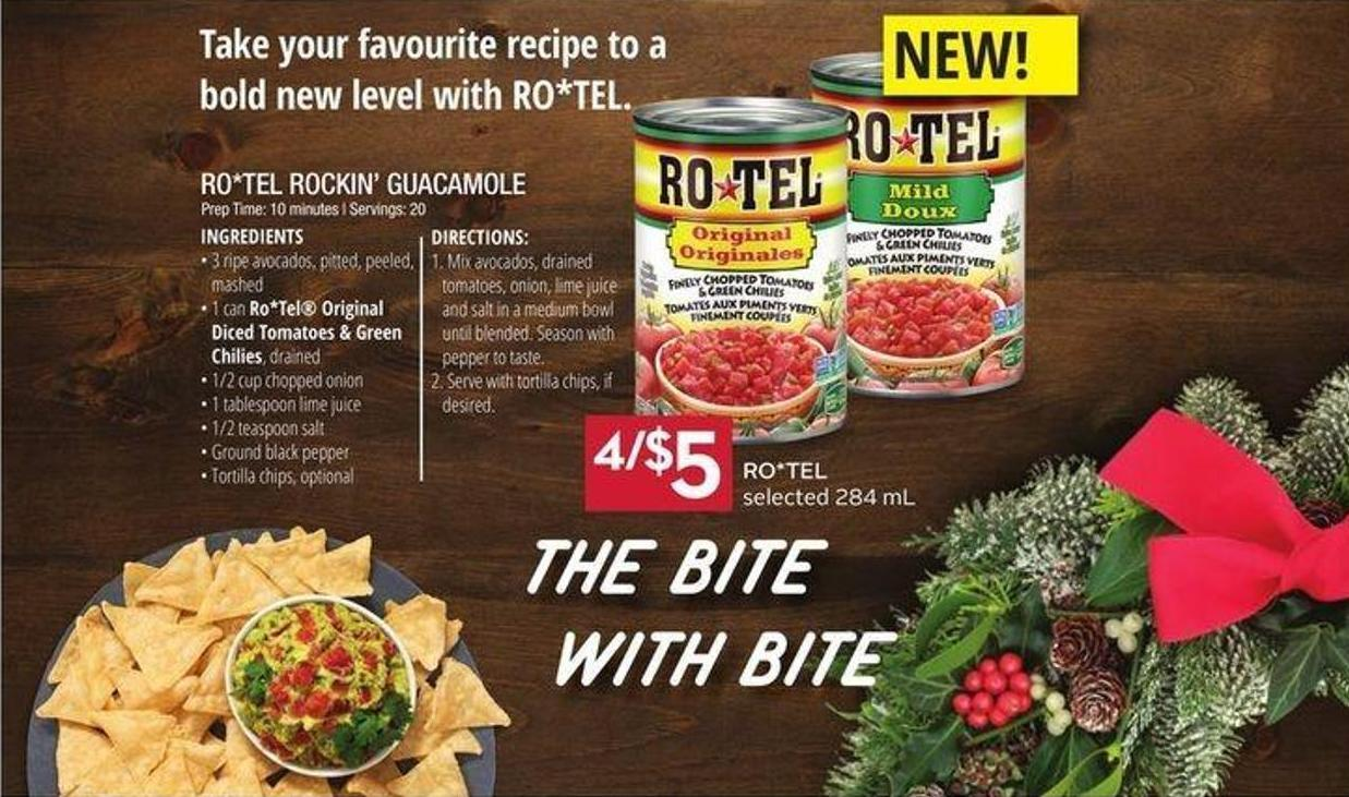 Rotel Selected 284 mL
