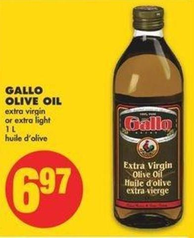 Gallo Olive Oil - 1 L