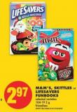 M&m's - Skittles or Lifesavers Funbooks - 104-19 2 g