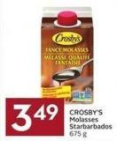Crosby's Molasses Starbarbados 675 g