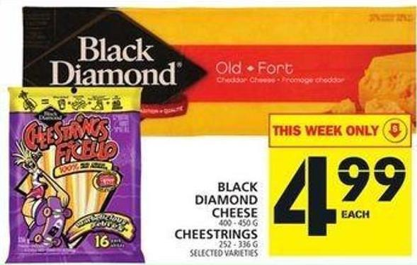 Black Diamond Cheese