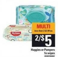 Huggies Or Pampers