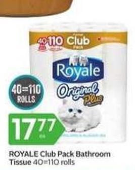 Royale Club Pack Bathroom Tissue
