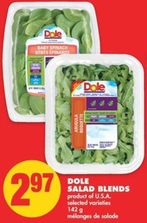 Dole Salad Blends - 142 g