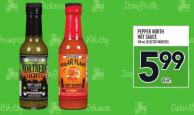 Pepper North Hot Sauce