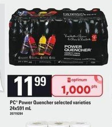 PC Power Quencher - 24x591 mL