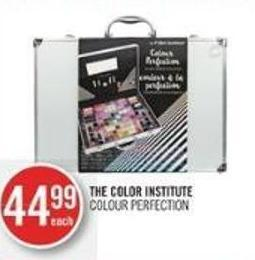 The Color Institute Colour Perfection