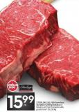 Sterling Silver Boneless Striploin Grilling Steaks