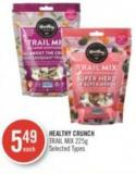 Healthy Crunch Trail Mix 225g