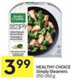 Healthy Choice Simply Steamers 255-262 g