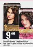 L'oréal Preference - Excellence - Féria Or Root Cover Up Colour