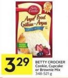 Betty Crocker Cookie - Cupcake or Brownie Mix