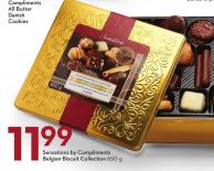 Sensations By Compliments Belgian Biscuit Collection