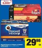 Maxwell House Or Folgers Or Nabob Coffee PODS - 50-60's
