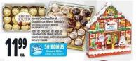 Ferrero Christmas Box Of Chocolates Or Advent Calendars