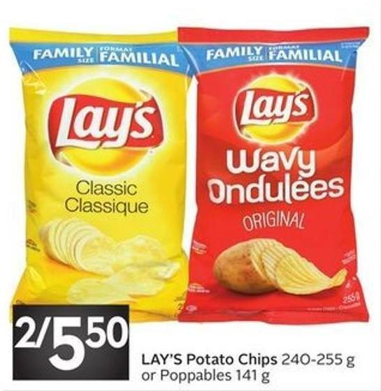 Lay's Potato Chip